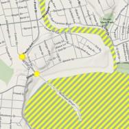 ecotones map